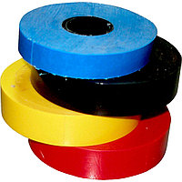 Изолента PVC  INSULATING TAPE RED 8.4M 500шт