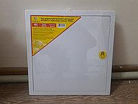 """Люк-дверца ревизионная пластиковая 400х500 с нажимным замком """"PUSH"""", фото 1"""