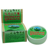 Тайская зубная паста с экстрактом Чая Улун Oolong San Thai Herbal Toothpaste With Oolong Tea, фото 1