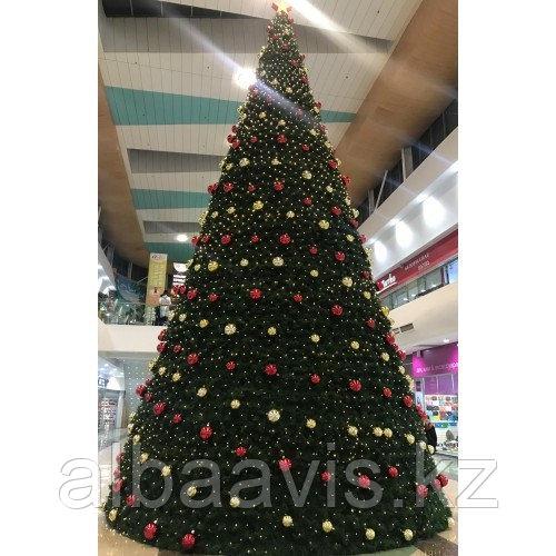Ели искусственные искусственная ель, елки искусственные, елки из пвх 22 м (диаметр 9,7 м)