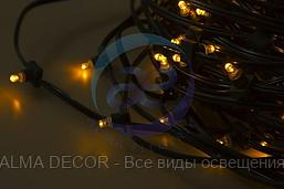 "Гирлянда ""LED ClipLight"" 12V 300 мм, цвет диодов Желтый"