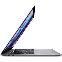"Ноутбук 2018 Apple 15.4"" MacBook Pro with Touch Bar 256Gb MR932 (Late 2018, Space Gray) MacOS X, Серый"