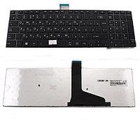 Клавиатура для ноутбука Toshiba Satellite S50, 9Z.N7USU.M0R/ RU, черная, фото 1