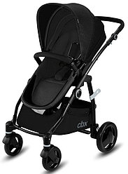Коляска 2в1 CBX by Cybex Leotie Pure Smoky Anthracite (Германия)