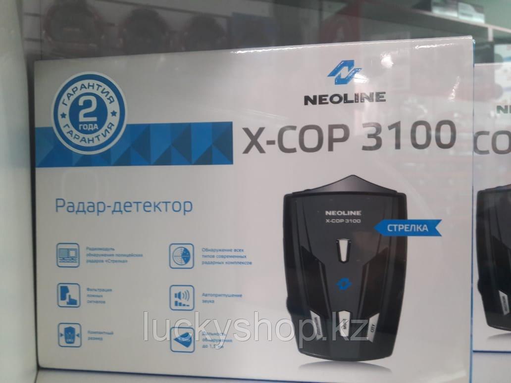 Радар-детектор Neoline X-COP 3100