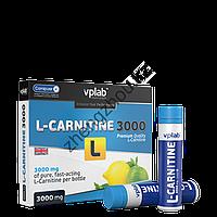 L-Карнитин VPLab L-Carnitine 3000 (7 шт по 25 мл)