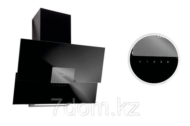 Вытяжка akpo Omega eco 60 WK-4 черная, фото 2