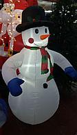 "Надувная фигура ""Снеговик"" 2.4 метра"