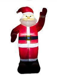 "Надувная фигура ""Дед Мороз"" 5 м  и ""Снеговик"" 5 м, ""Арка, снеговик, дедмороз"" 2,4м, фото 2"