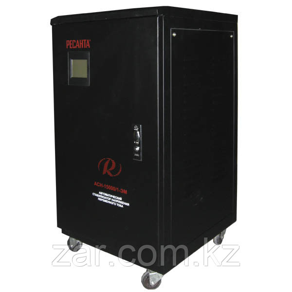 Ресанта АСН-15000/1-ЭМ Стабилизатор однофазный электромеханический