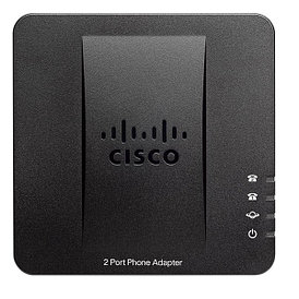 Телефонный SIP адаптер Cisco SPA112