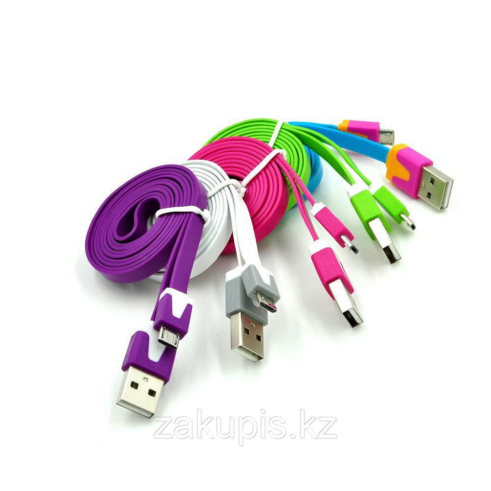 USB шнур Nokia (круглый штекер)