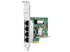 Адаптер для сервера HP/Ethernet 1ГБ, 4 порта
