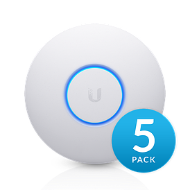 Точка доступа Ubiquiti UniFi nanoHD 5 Pack