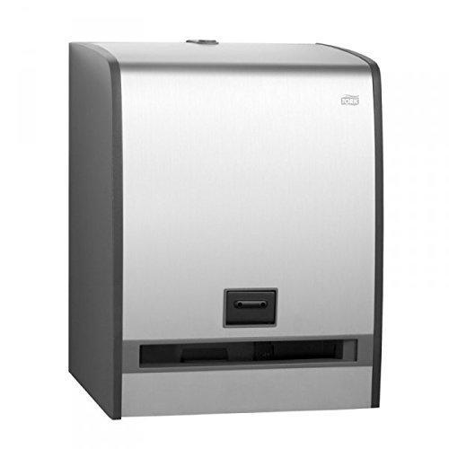 Диспенсер для полотенец Tork Aluminium 459500 с сенсором Intuition