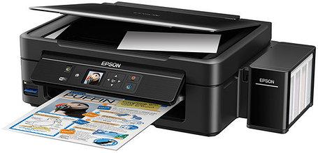 Ремонт принтера Epson L486, фото 2