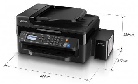 Ремонт принтера epson l655