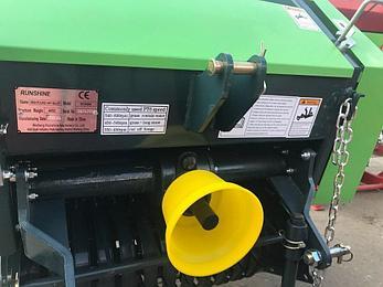 Пресс-подборщик сена и соломы РРR 8050., фото 2