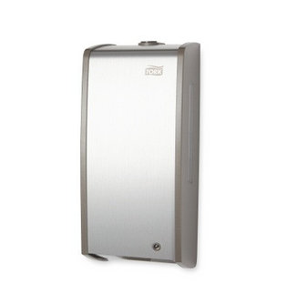 Автоматический диспенсер пенного мыла Tork Aluminium453000, фото 2