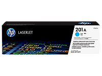 201A Cyan Toner Cartridge for Color LaserJet Pro M252/MFP M277, up to 1400 pages