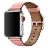 38mm Soft Pink Classic Buckle