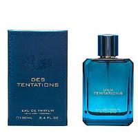 Парфюм Des Tentations pour Homme (Аромат Versace Eros pour Homme) ОАЭ, 100 мл
