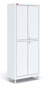 Медицинский шкаф двухстворчатый M2 165.70.32 М (1655*х700х320 мм)