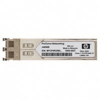 Трансивер HP Enterprise X120 1G SFP LC LX (JD119B)