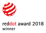 reddot award logo SUR-RON LIGHT BEE X version