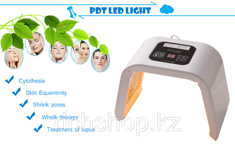 Аппарат света-терапии PDT LED Light Therapy