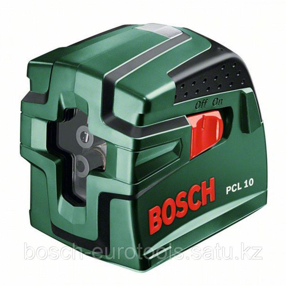 Лазерный нивелир Bosch PCL 10 Set (штатив в комплекте) в Казахстане