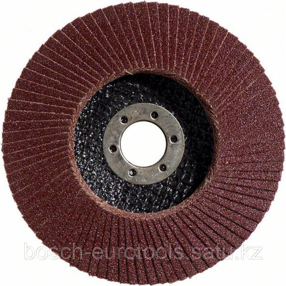 Лепестковый шлифкруг X431, Standard for Metal 115 x 22,23 мм, 80 в Казахстане