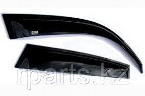 Дефлекторы боковых окон Toyota Prado 150 2014-