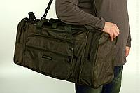 Сумка-рюкзак 52 л,SOLARIS S5201  Серый Хаки (хамелеон)