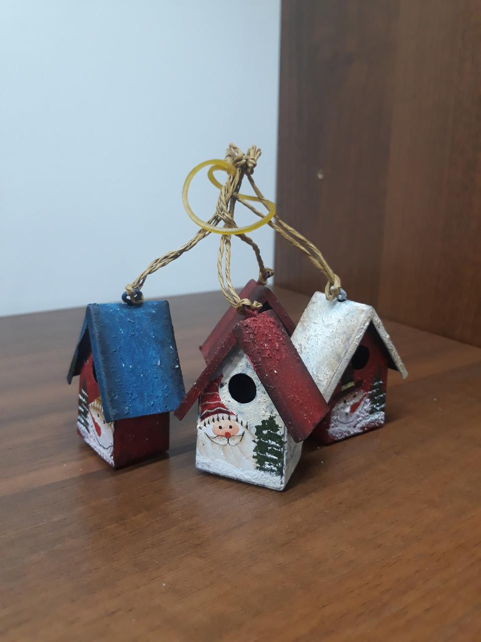 Сувенирный домик СНГ0016