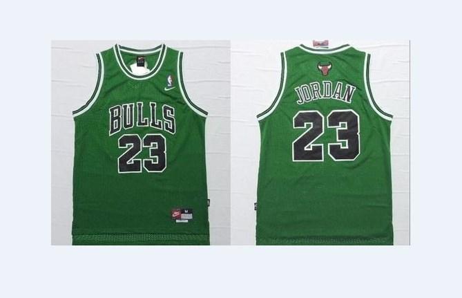 Баскетбольная форма Майка Bulls зеленая , фото 2