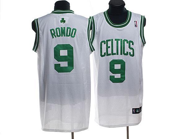 Баскетбольная форма Майка Celtics белая