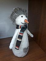 Игрушка снеговик СНГ0098