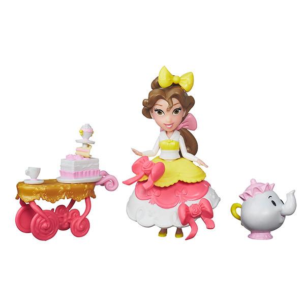 Игровой набор маленькая кукла Принцесса с аксессуарами в ассорт.