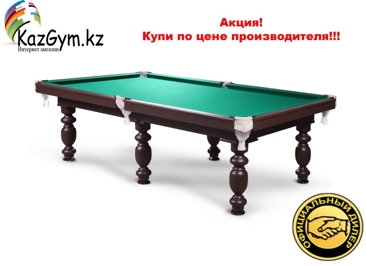 """Бильярдные столы 8ф Фабрика """"Старт"""" (Россия)"""
