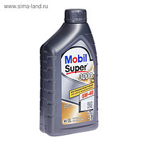Моторное масло Mobil SUPER 3000 X1 5W-40, 1 л (бочка)