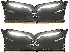 Оперативная память Team T-Force Night Hawk 16GB (2 x 8GB) 288-Pin DDR4 3000 (PC4 24000) THWD416G3000HC16CDC01