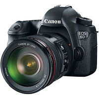 Canon EOS 6D kit 24-105mm f/4.0L IS USM II