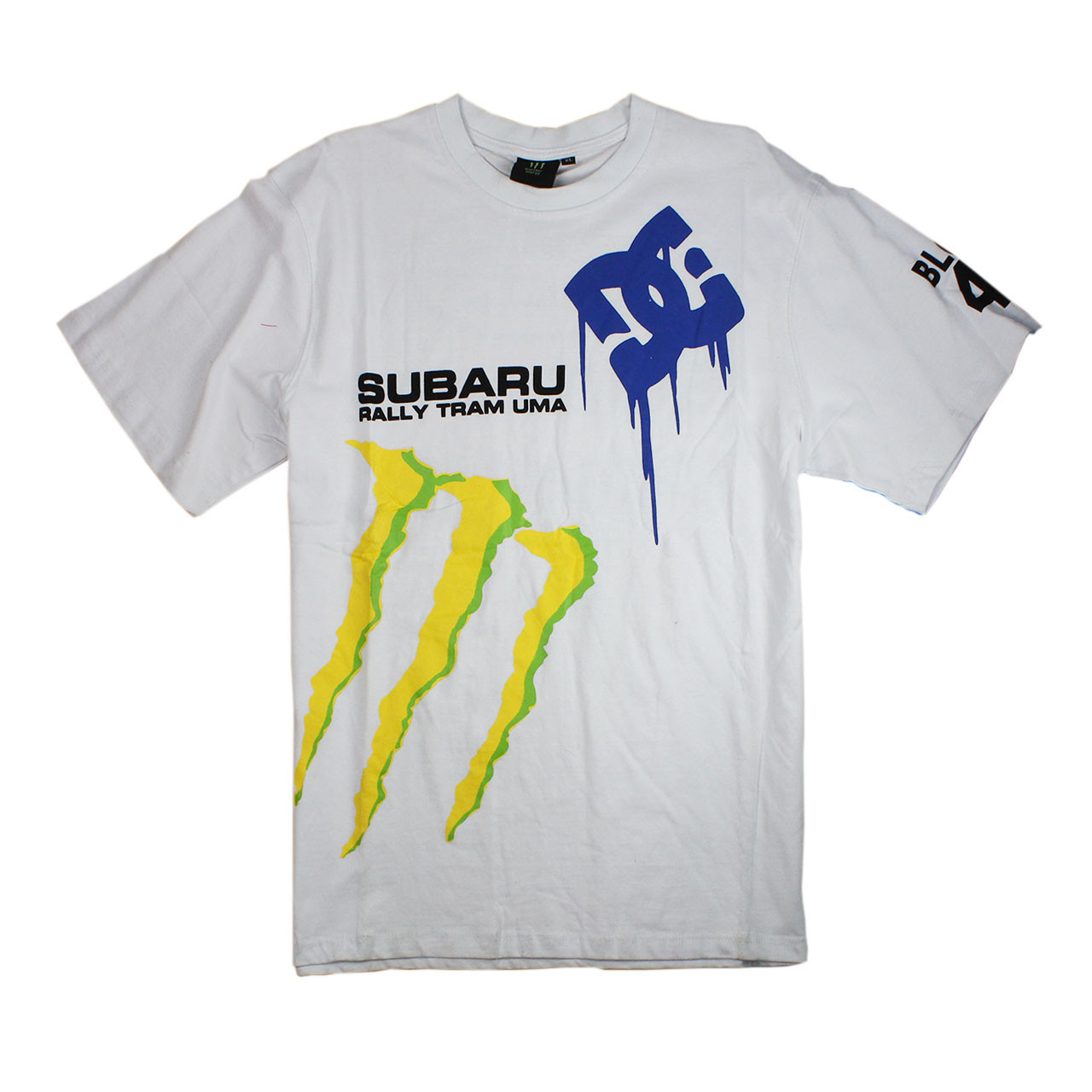 Футболка Monster Energy с логотипом Subaru