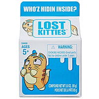 Игровой набор Hasbro Lost Kitties «Котенок в молоке», фото 1