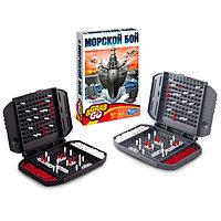 Настольная игра Hasbro Games Дорожная Игра Морской бой, фото 1
