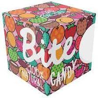 Набор фруктово-ягодных батончиков розовый Bite Candy