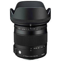Sigma 17-70mm f/2.8-4 DC Macro OS HSM for Canon , фото 1