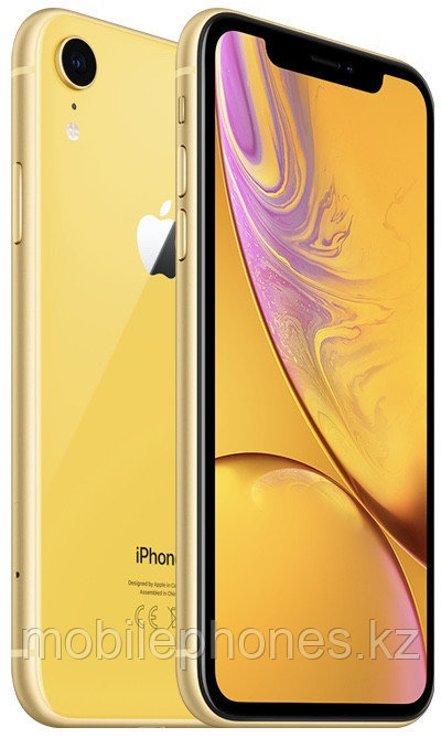 Смартфон iPhone XR 256Gb Жёлтый 1SIM