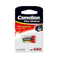 Батарейка 4LR44-BP1C, (V4034 PX) 6V-150mAh CAMELION Photo Plus Alkaline (1 шт)